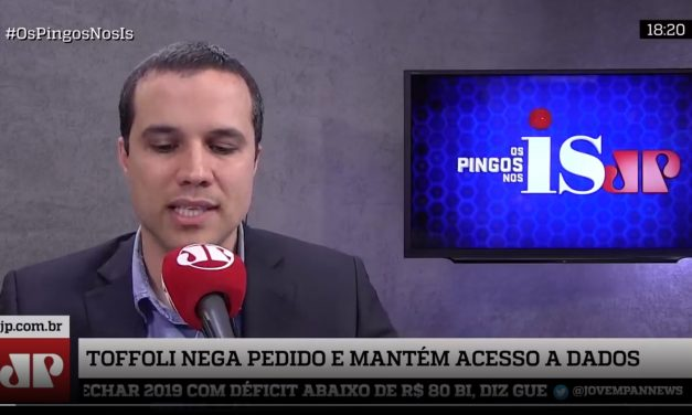 INAD oficia CFOAB sobre quebra de sigilo coletivo determinado por Dias Toffoli