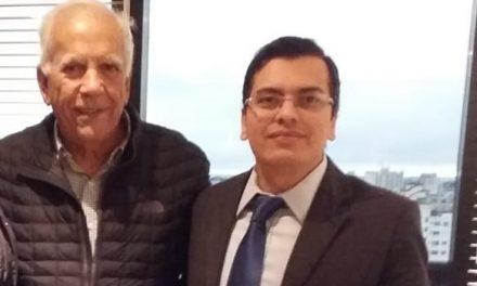 O senador paranaense Oriovisto, do Podemos, acolheu a proposta apresentada pelo diretor jurídico do INAD, Dr. Pierre Lourenço.