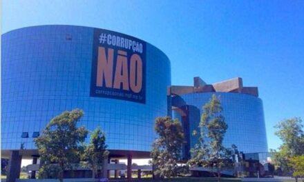 NOTA DE APOIO AO MINISTÉRIO PÚBLICO FEDERAL NO COMBATE À CORRUPÇÃO